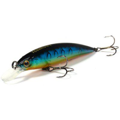 Buy RANDOM COLOR Yoshikawa Floating Hard Fishing Bait 10cm Shrimp 13.3g Artificial Lure with Fish Hooks for $3.52 in GearBest store