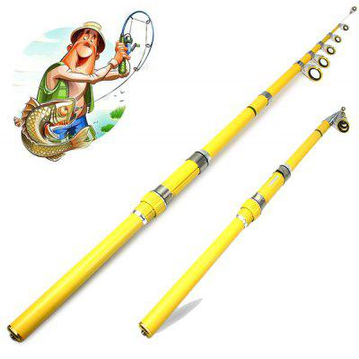 Yoshikawa H300 Portable 3m Telescopic Fly Fishing Rod Pole Stick