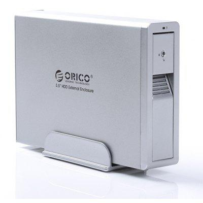 ORICO 7618US3 USB 3.0 eSATA to SATA 3.5 Inch External Hard Drive HDD Enclosure Docking Station