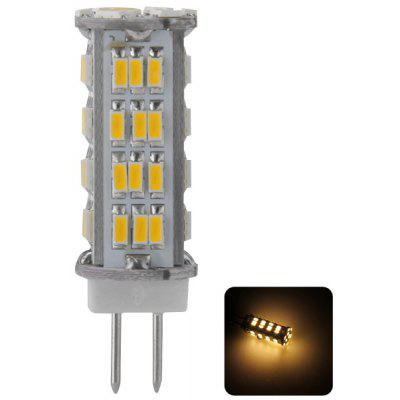 HZLED 3W G4 57 x SMD 3014 3000K 339Lm DC 12V Warm White LED Corn Light
