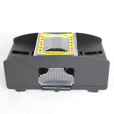 1  -  2 Decks PC Automatic Poker Card Shuffler
