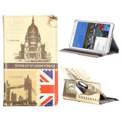 UK Building Pattern Tablet PC Protective Case Cover for Samsung Galaxy Tab Pro 8.4 T320