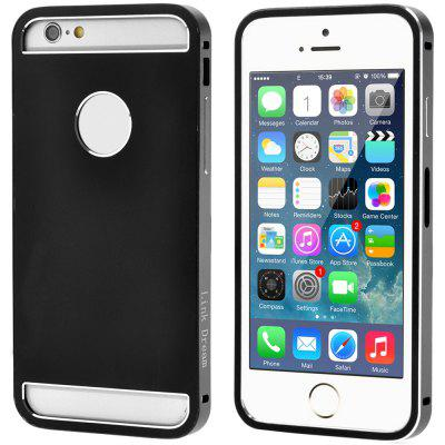 Link Dream Aluminium Alloy Material Hollow Back Design Protective Case for iPhone 6 Plus  -  5.5 inches