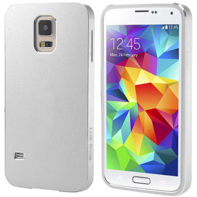 Link Dream Aluminium Alloy Material Hollow Back Design Protective Case for Samsung Galaxy S5 i9600 SM - G900