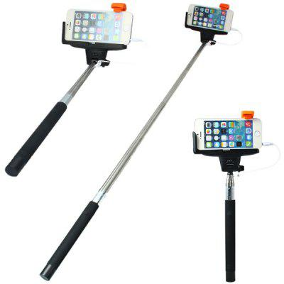 Z07 - 7 Fashionable RC Stretch Selfie Camera Monopod Stick