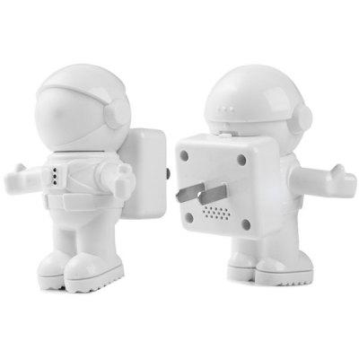 Astronaut Style Voice / Light Control LED Light