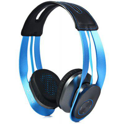 Buy BLUE Syllable G700 Bluetooth V4.0 + EDR Headset Wireless Headphone for $92.00 in GearBest store
