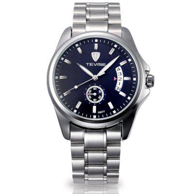 Tevise G8377 Automatic Mechanical Men Watch Date Display