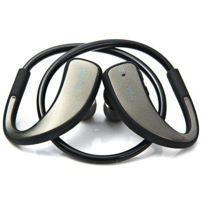Bluetooth V4.0 + EDR Headset Wireless HeadphoneBluetooth Headphones<br>Bluetooth V4.0 + EDR Headset Wireless Headphone<br><br>Application: Mobile phone<br>Bluetooth: Yes<br>Bluetooth mode: Hands free, Headset<br>Bluetooth Version: V4.0 + EDR<br>Color: Black,White<br>Compatible with: Mobile phone<br>Connecting interface: Micro USB<br>Connectivity: Wireless<br>Function: Answering Phone, Microphone, Bluetooth<br>Package Contents: 1 x Bluetooth Headset, 1 x USB Cable, 1 x User Manual, 1 x Bag, 4 x Earplug<br>Package size (L x W x H): 15.00 x 10.50 x 5.50 cm / 5.91 x 4.13 x 2.17 inches<br>Package weight: 0.1500 kg<br>Product size (L x W x H): 8.00 x 11.00 x 7.50 cm / 3.15 x 4.33 x 2.95 inches<br>Product weight: 0.0190 kg<br>Standby time: 55 days<br>Wearing type: Ear Hook<br>Working Time: 6 hours