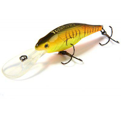 Buy RANDOM COLOR Yoshikawa Floating Hard Fishing Bait 7.5cm 9.5g Artificial Lure with Fish Hooks for $2.82 in GearBest store