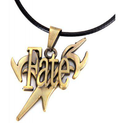 48cm Necklace with Fate / Stay Night Sign