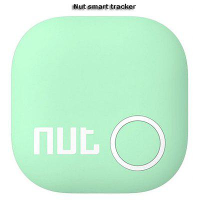 Buy JADE GREEN Nut 2 Bluetooth 4.0 Smart Chip Tracker Anti lost Alarm Two way Intelligent Patch Finder for $9.10 in GearBest store