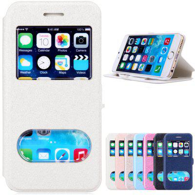 Practical PC and PU Material Cover Case for iPhone 6  -  4.7 inches