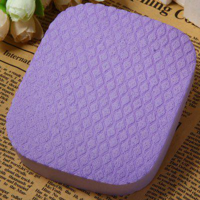 Silk Wadding Square Face Cleaning Puff