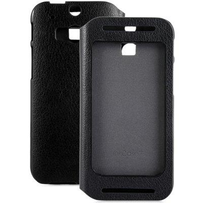 OAXIS Stylish PC and PU Cover Case for HTC M8 and Inkcase