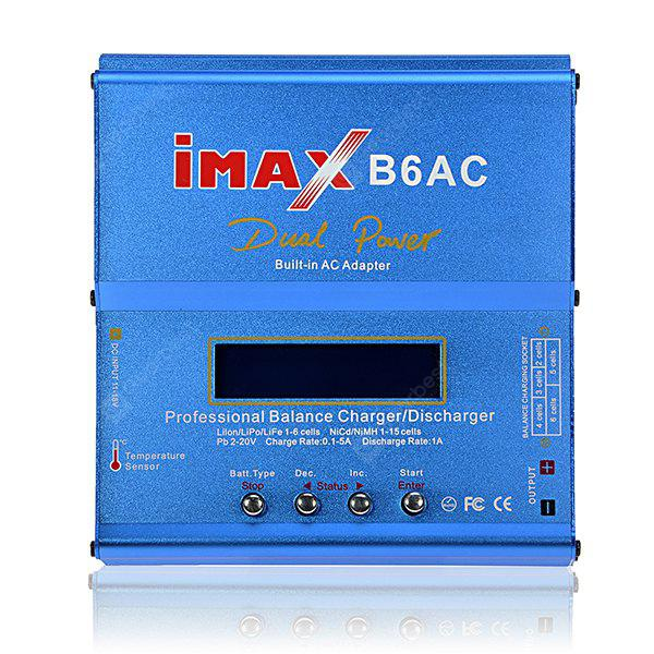 iMAX B6  -  AC B6AC Style Dual Power Battery Balance Charger