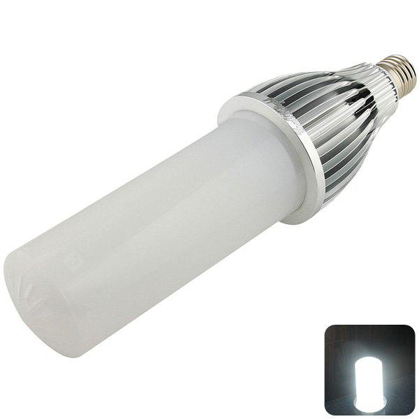 COOL WHITE YouOKLight 2000LM E27 20W 114x2835 6000K LED Bulb Light with Tubular Shade