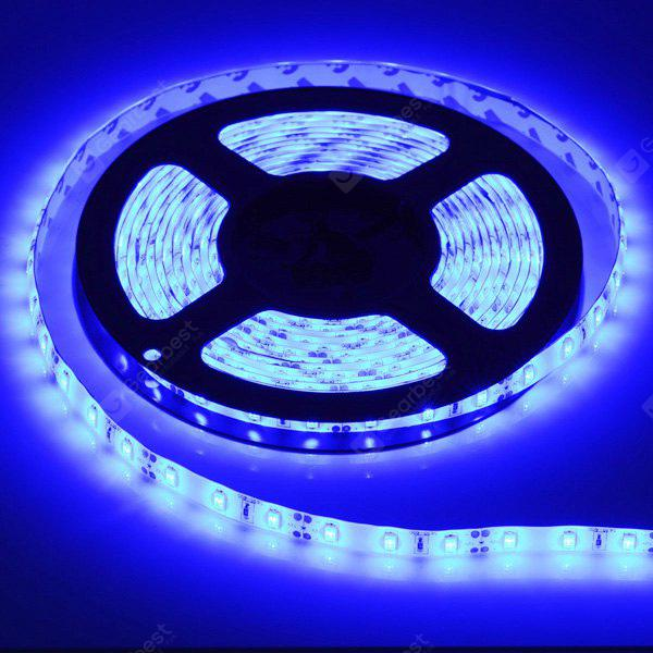 HML N56 5M 72W 300 x SMD 5630 LED 460nm Water Resistant Strip Light Blue Light Flexible Car Tape Lamp