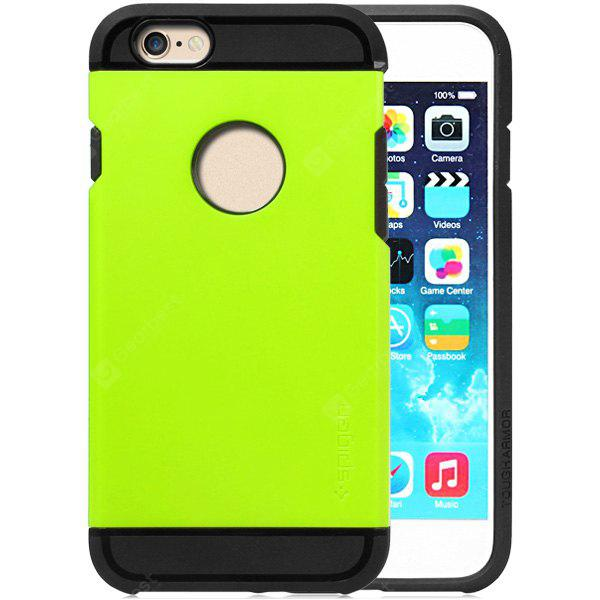 GREEN Practical TPU and PC Material Back Case Cover for iPhone 6 4.7 inches