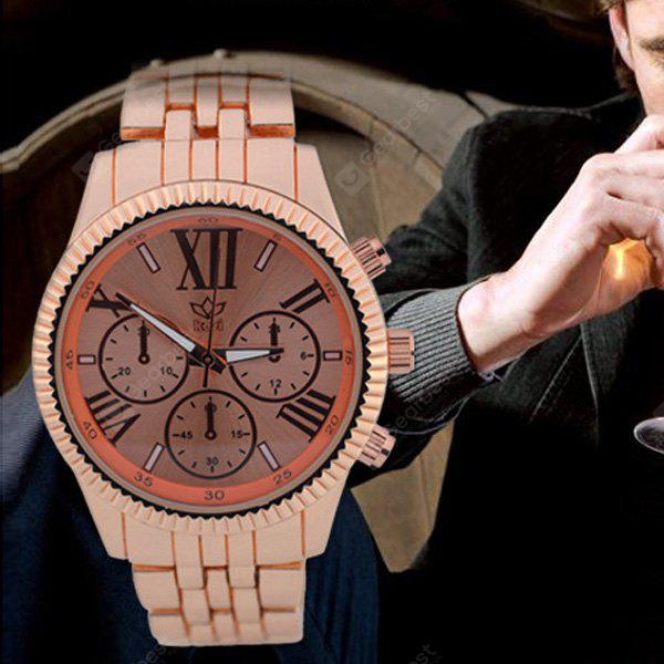 ROSE GOLD, Watches & Jewelry, Men's Watches