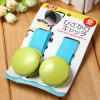 2pcs Multifunction Baby Stroller Clip Glossy Blanket Clip Stroller Accessories - GREEN
