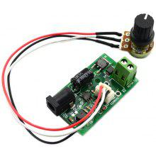 High Power 80W Regulator DC 6 - 28V Motor Speed Switch Controller