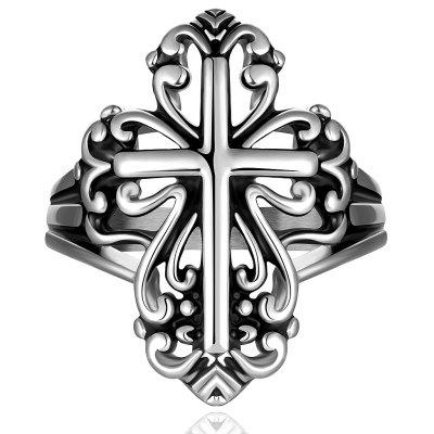 Cross Shape Ring