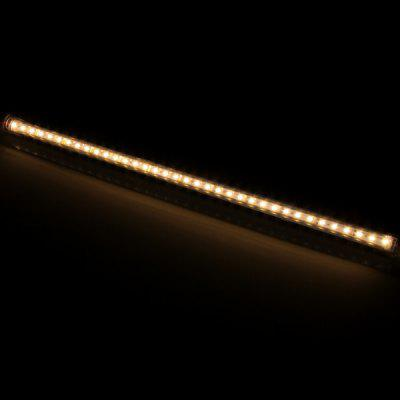 50CM 36 SMD 5630 LEDs 12W 1200Lm 3000  -  3500K Wiring LED Tube Light with Transparent Sheating