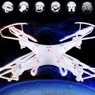 Top Selling Q7 (FY326) 2.4GHz, 4Ch, 6 Axis Gyro, RC Quadcopter (RTF)