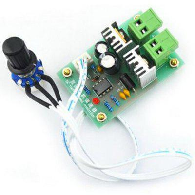 Durable PWM DC Converter Motor Speed Control Switch Module for Learners to DIY ( 10A / 12V  -  36V )