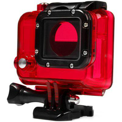 Camera Skeleton Protective Housing Open Side for Gopro Hero 3+ / 3
