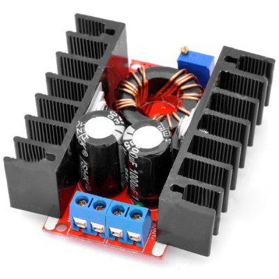Full Function DC 10  -  32V to DC 12  -  35V Adjustable Boost Vehicle PC Power Supply Module for DIY Project