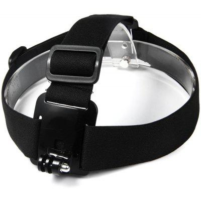 Elastic Adjustable Head Strap with Simple Anti - slide Glue