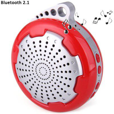 S307 HiFi Wireless TF Card Small Speaker Bluetooth 2.1