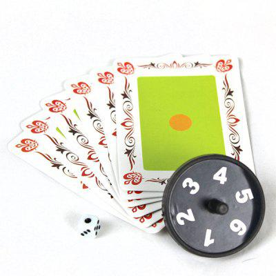 Poker Card Prediction Party Show Stage Comedy Conjuring Props