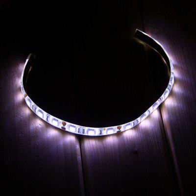 30CM 18 SMD 5050 LEDs 6W 6000  -  6500K Water Resistant Strip Light