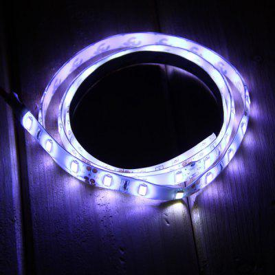 16W 90CM 54 x SMD 5730 12V Water - resistant Pure White Flexible LED Strip Tape Light