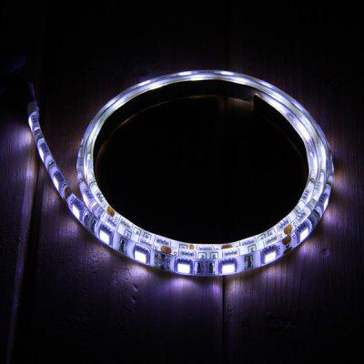 80CM 14W 6000  -  6500K SMD 5050 48 LEDs Strip Light Water Resistant Flexible Under Cabinet Light
