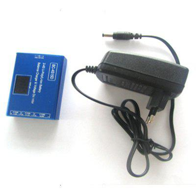 Spare DC1.8A Charger + DC12V 2000MA Balance Charger Set Fitting for Wltoys V303 RC Quadcopter