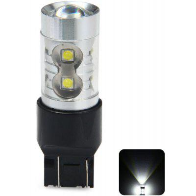 Sencart 7443 T20 W21 21W W3X16Q 10 x Cree XPE 3100Lm 50W 6500  -  7500K LED Car Brake Bulb Light Source ( DC 12  -  24V )
