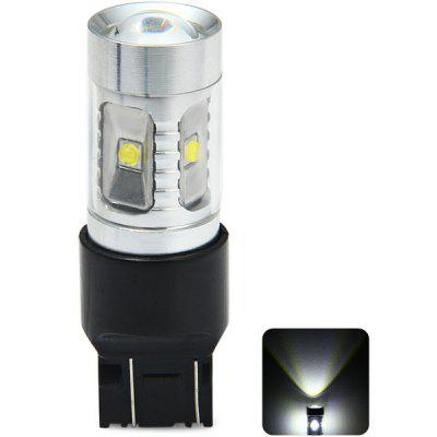 Sencart 7443 T20 W21 21W W3X16Q 2100Lm 30W 6 x Cree XPE 6500  -  7500K LED Car Brake Bulb Light Source ( DC 12  -  24V )