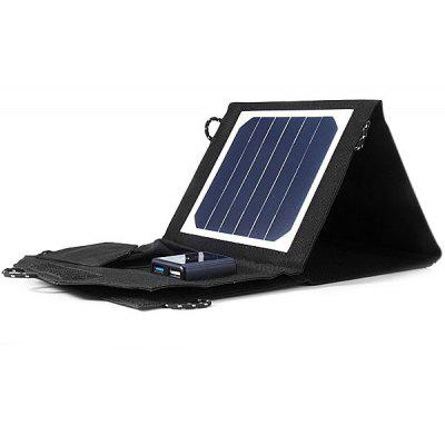 14W Dual USB Output Solar Charger