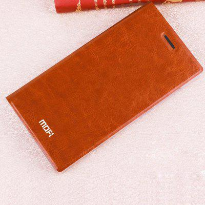 Mofi Phone Cover PU Case Skin with Stand Function for Xiaomi 3