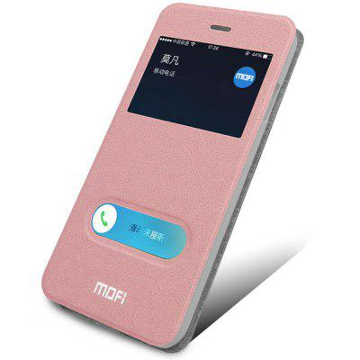Mofi Sliding Answer Design PU and PC Cover Case for iPhone 6  -  4.7 inches