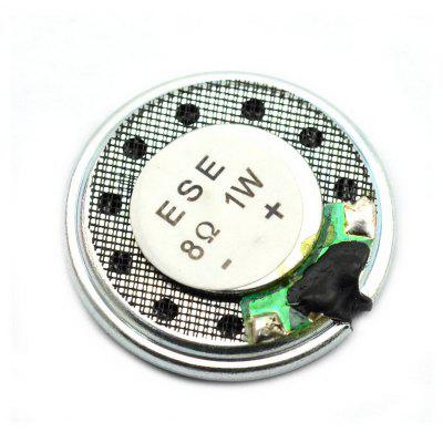 Jtron High Performance 20mm Small Round Speaker ( 1W 8Ohm ) for DIY
