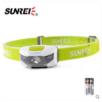SUNREE Sports 3 Cree XPG2 - R4 LED Headlamp Max. 115LM Lamp Camping Cycling Light
