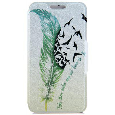 Protective Full Body Case with Quill Pen Style Stand for iPhone 6  -  4.7 inches