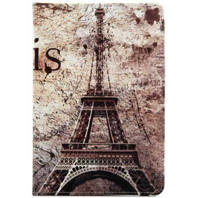 PU Leather Material Cover Case with Tower Style Stand Function for iPad Mini 1 / 2 / 3