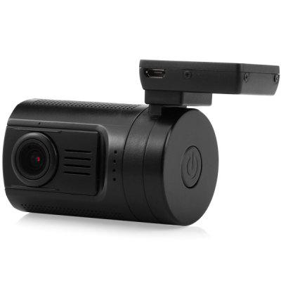 MINI 0806 X44 1.5 inch 1296P Ambarella A7LA50 GPS Car Camera Camcorder