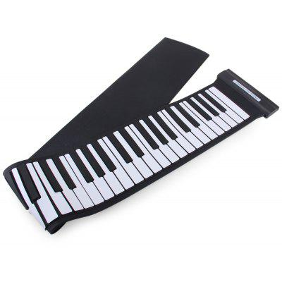 MD88S 88 Keys USB MIDI Electronic Roll Up Pinao Kit Supporto per Windows Mac System